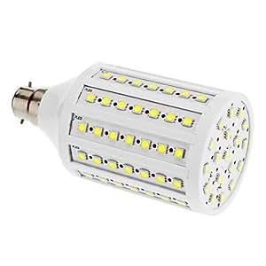 B22 20W 102x5050SMD 6000K Cool White Light LED Corn Bulb (220V)