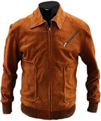 Prime American Armie Hammer Jacket from The Man from U.N.C.L.E (MEDIUM)