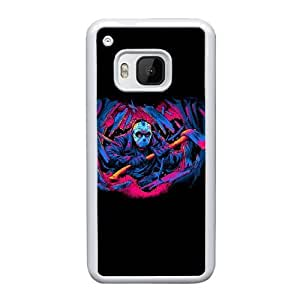 HTC One M9 Cell Phone Case White FRIDAY THE 13TH FORCEFUL ENTRY AS7YD3572877