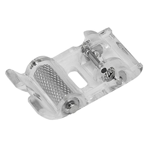 Series Inspira - INSPIRA Roller Presser Foot for All Low Shank Singer, Brother, Babylock, Euro-Pro, Janome, Kenmore, White, Juki, Bernina (Bernette Series), New Home, Simplicity, Necchi and Elna Sewing Machines