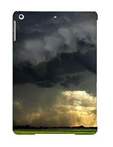 Graceyou Perfect Tpu Case For Ipad Air/ Anti-scratch Protector Case (tornado )