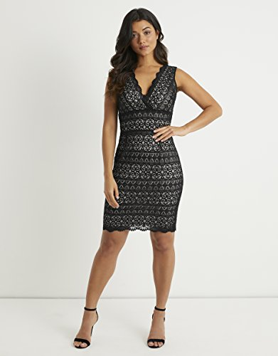 lipsy all over lace dress - 2