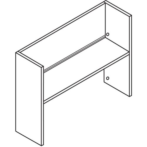 HON38222NS - HON 38000 Series Modular Desk (Series Desk Ensembles)