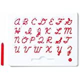 Kid O Magnatab - A to Z Cursive - Upper Case