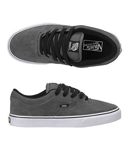 Vans Unisex Rowley Style 99′ S Skate Sneakers pewter M7 W8.5