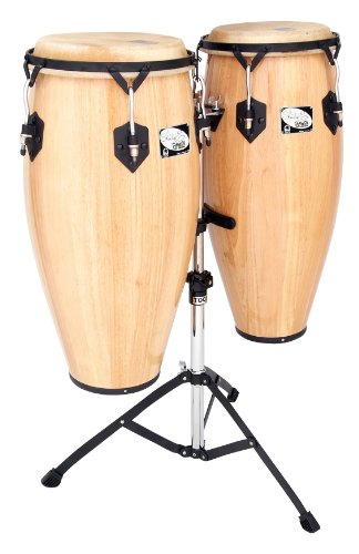Series Wood Congas (Toca Sheila E. Player's Series Wood Congas 10 and 11 Inches, 2800-SEN)