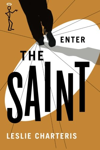 Book cover for Enter the Saint