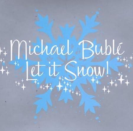 Michael Bublé Christmas Piano Vocal Sheet Music Book Xmas X-Mas Buble