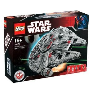 LEGO® Star Wars, Ultimate Collector's Millennium Falcon, 5196 pcs - Item#10179