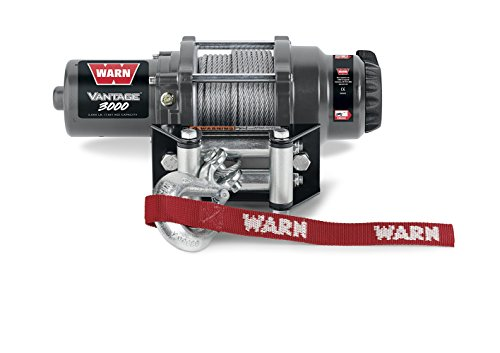 - WARN 89030 Vantage 3000 Winch - 3000 lb. Capacity