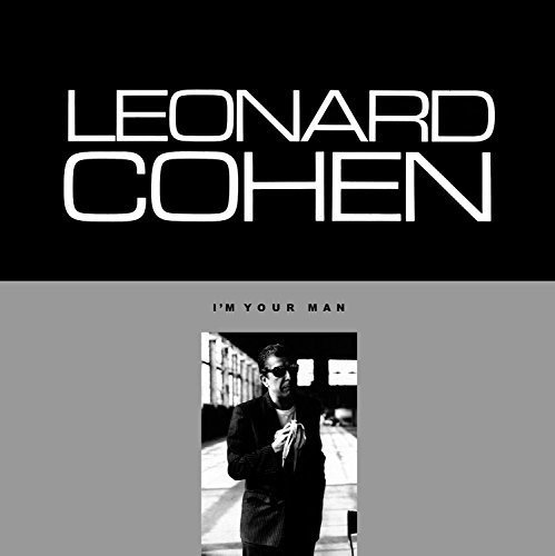 Vinilo : Leonard Cohen - I'm Your Man (Holland - Import)