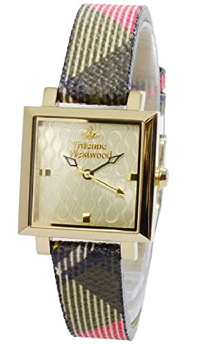 Vivienne Westwood watch VV087GDBR Ladies