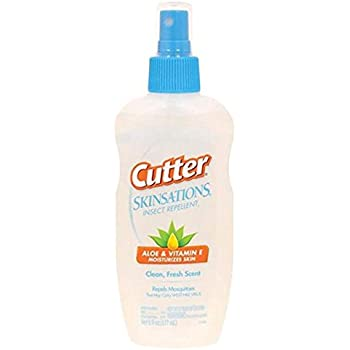 Cutter Skinsations Insect Repellent1 (Pump Spray) (HG-54010) (6 fl oz)