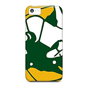 Edwave VEP3930yihX Case Cover Skin For Iphone 5c (green Bay Packers)