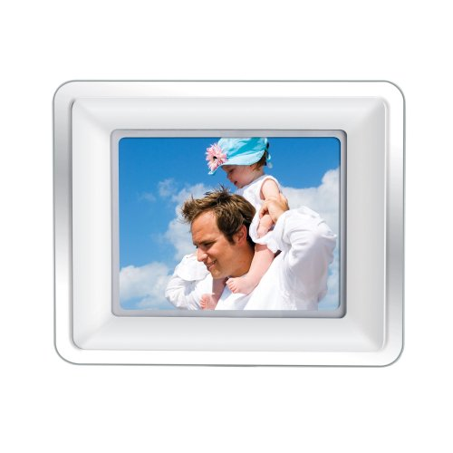 Digital Frame Faceplate Picture - Coby DP562 5.6-Inch Digital Photo Frame with MP3 Player
