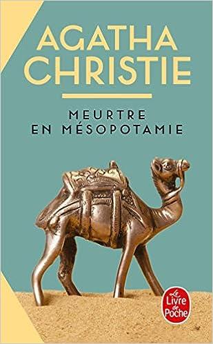 Meurtre En Mesopotamie Le Livre De Poche French Edition