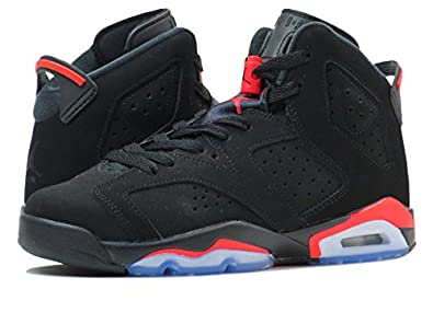(ナイキ) NIKE AIR JORDAN 6 RETRO GS BLACK INFRARED エア ジョーダン 6 レトロ GS