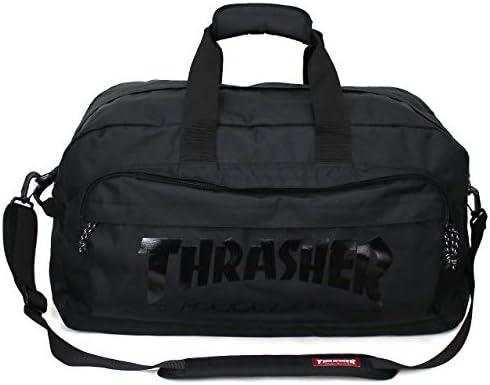 [THRASHER(スラッシャー)] ボストンバッグ ショルダーバッグ リュック 3WAY 60L 4~5泊 THR-120