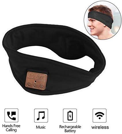 Bluetooth Headband Headphones Sweatband Headphone product image
