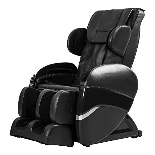 Apex AP-Prime II Full Body Massage Chair, 18 Roller Heads, No Assembly Required