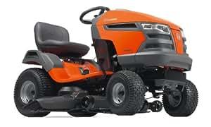 Husqvarna YTH23V48-CA 48-Inch 724cc 23 HP Briggs & Stratton Intek V-Twin Pedal Activated Hydrostatic Transmission Riding Lawn Tractor