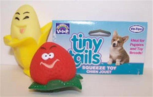 UPC 075726494280, Vo-Toys Vinyl Fruit Combo 2 Pack Dog Toy