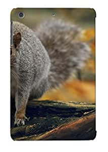 Exultantor Anti-scratch And Shatterproof Animal Squirrel Phone Case For Ipad Mini/mini 2/ High Quality Tpu Case