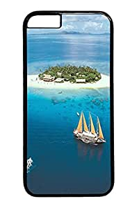 Fiji 2 PC Case Cover for iphone 6 plus 5.5inch black