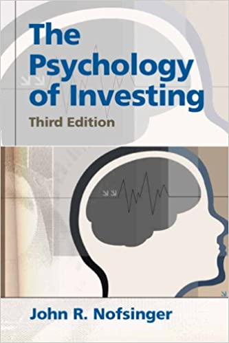 psychology of investing amazon