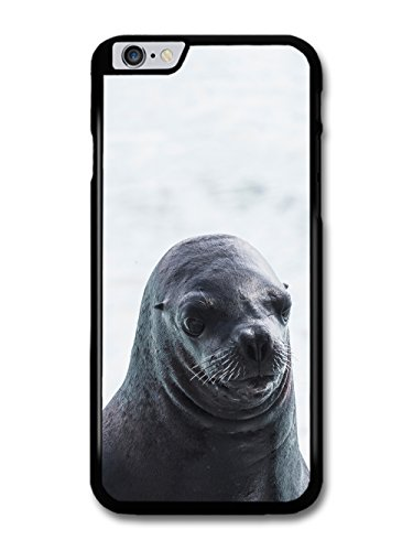 Cool Cute Funny Seal Photography Wild Animal Nature case for iPhone 6 Plus 6S Plus