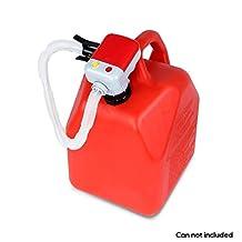 TERAPUMP TRFA01 4 AA Battery Powered Fuel Transfer Pump