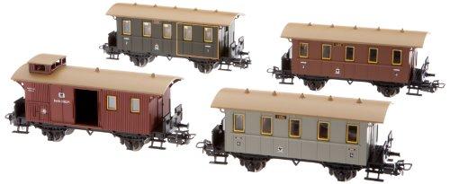 Marklin Start Up Prussian Train Car Set