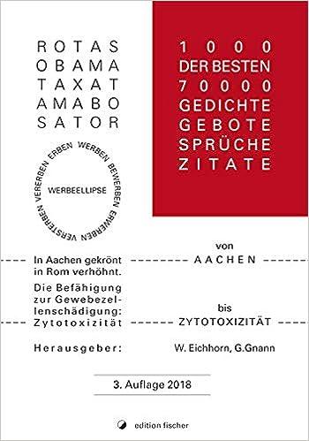 1000 Der Besten 70000 Gedichte Gebote Sprüche Zitate