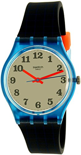 Swatch Boy's Back To School GS149 Multicolor Rubber Swiss Quartz - Swatch Men For