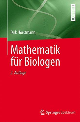 Mathematik für Biologen