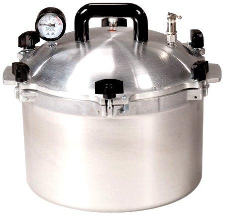 All-American 9.5 Quart Pressure Sterilizer