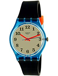 Swatch Boy's Back To School GS149 Multicolor Rubber Swiss Quartz Watch