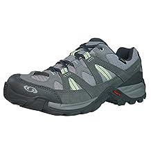 Salomon Exode Low GTX Womens Walking sneakers / Shoes - Light Grey