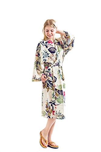 Buy cotton yukata robe