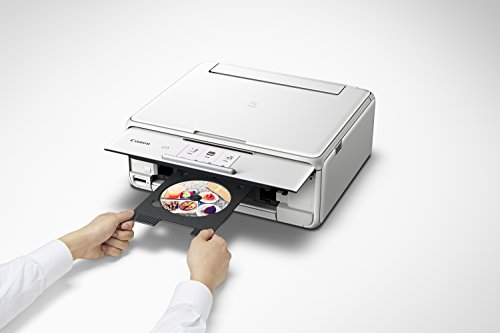 Canon TS8120 Wireless All-In-One Printer with Scanner and