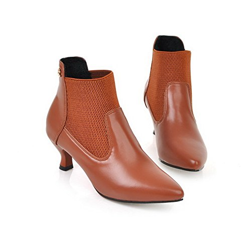 1TO9 1TO9Mns02440 - Sandalias con Cuña Mujer marrón