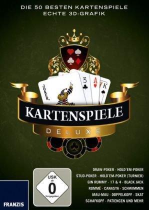 Kartenspiele deluxe (PC): : Games
