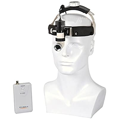 Medical Headlamp,TOPCHANCES 5W LED Surgical Headlight High-power Medical Headlight Dental HeadLamp