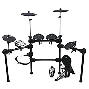 knox professional electric drum set w 5 drums 3 cymbals musical instruments. Black Bedroom Furniture Sets. Home Design Ideas
