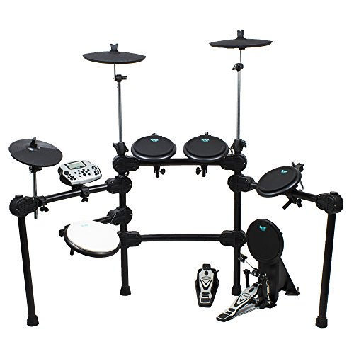 Knox Professional Electric Drum Set w/ 5 Drums & 3 Cymbals by Knox