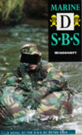 book cover of Marine D SBS: Windswept