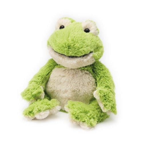 Intelex, Warmies Cozy Therapy Plush - Frog ()