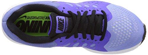 Nike Air Zoom Pegasus 31 - Zapatillas para mujer Mehrfarbig (Purple/Blue/White/Black 402)
