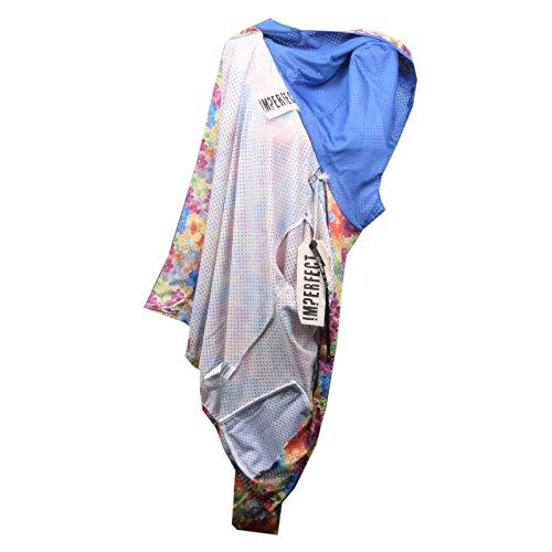 Giacca Traforata Multicolore Floral Jacket Imperial Donna C0238 Woman 7nq8x5f