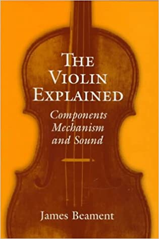 The Violin Explained: Components, Mechanism and Sound